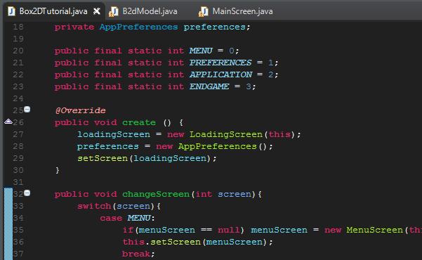 Full LibGDX Game Tutorial – Project setup - Game Development